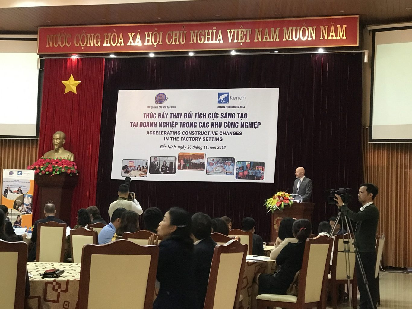 Employment and Labor law in Vietnam. Training Labor Law for Employers and Employees at Bac Ninh Industrial Zones