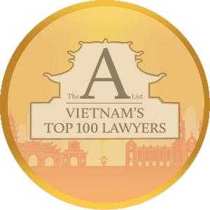Vietnam Top 100 lawyers