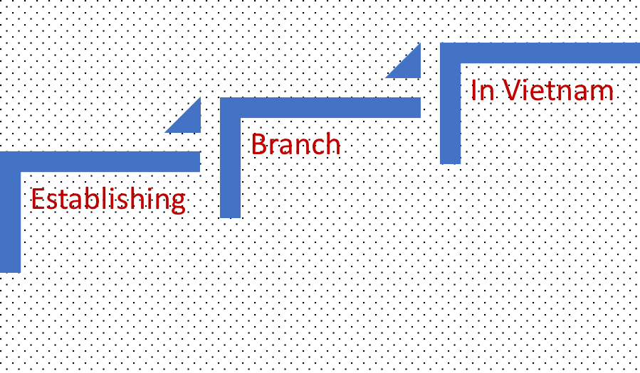 Inquiry of Establishing Branch In Vietnam. Branch Establishment in Vietnam.
