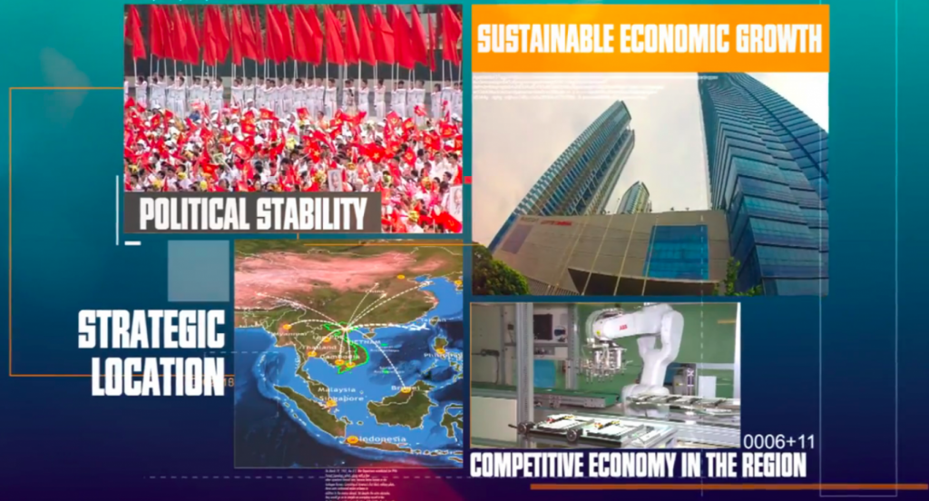 30 years of foreign direct investment in Vietnam