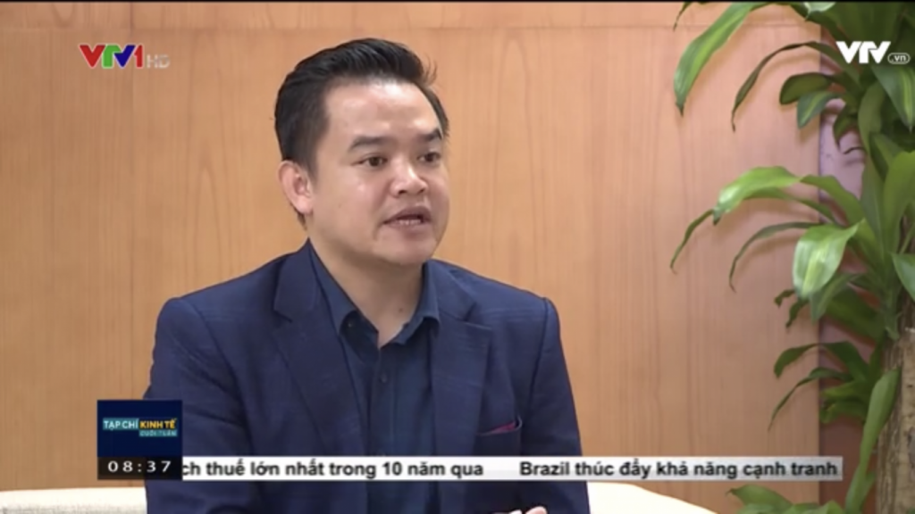Lawyer Pham Duy Khuong talked with VTV about Made In Vietnam