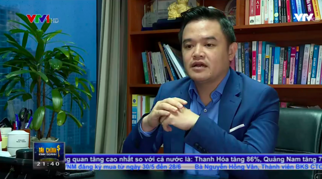 Lawyer Pham Duy Khuong answer VTV on Made In Vietnam Regulations