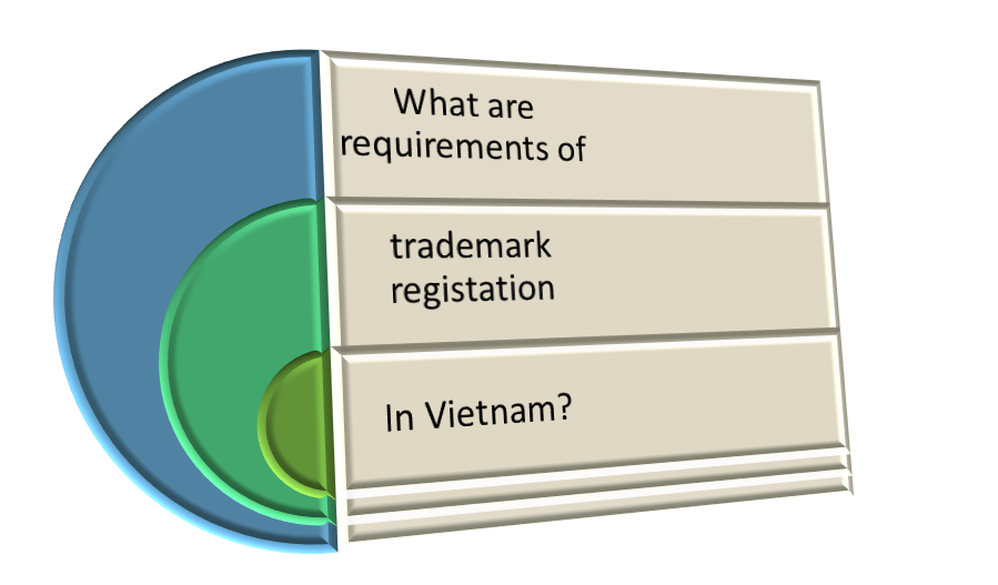 What are requirements on trademark registration applications in Vietnam?