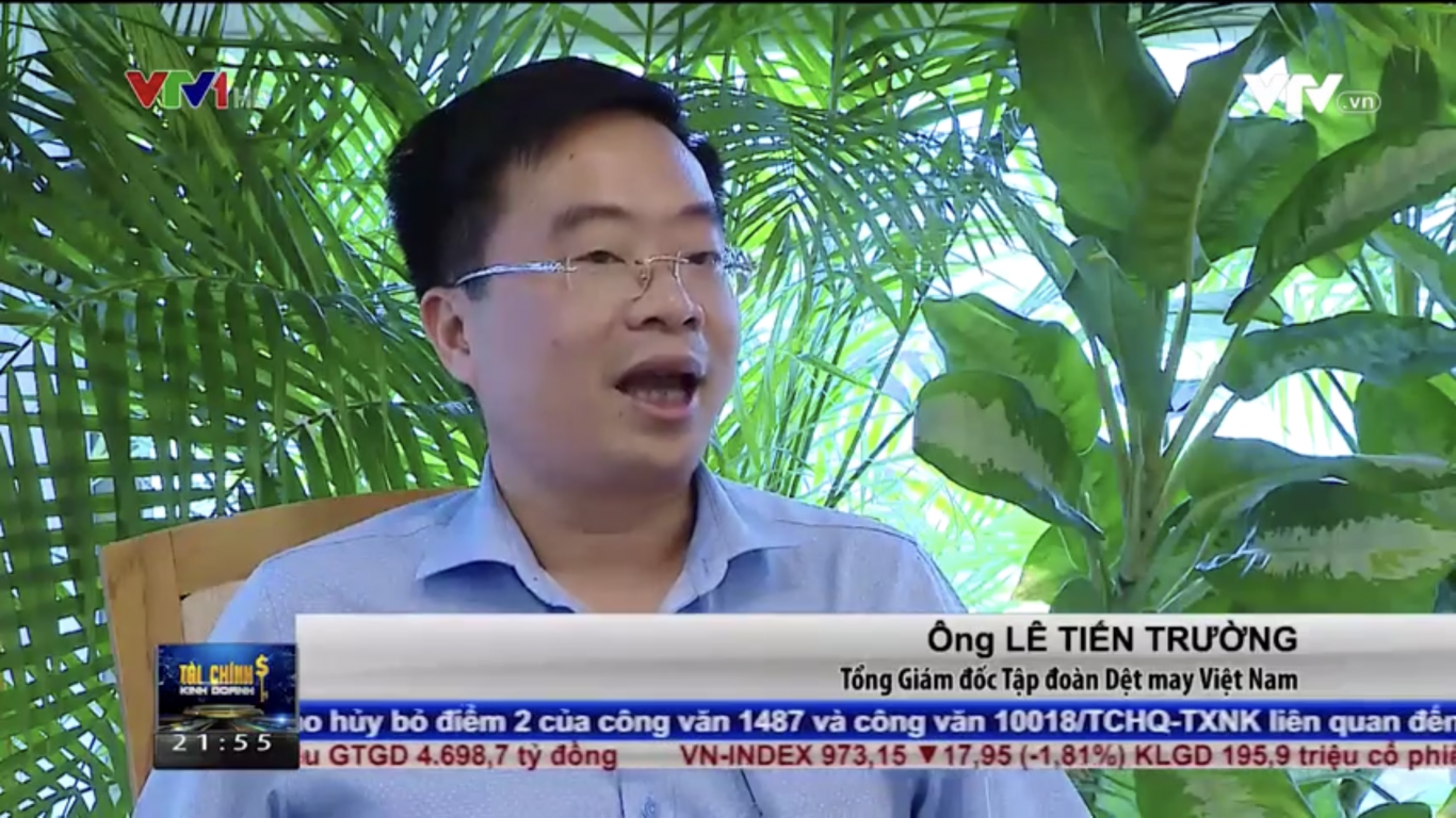 Mr. Le Tien Truong, General Director of Vietnam National Textile and Garment Group said that it shall be rather easy for this industry to meet the requirement to label their products as Made In Vietnam