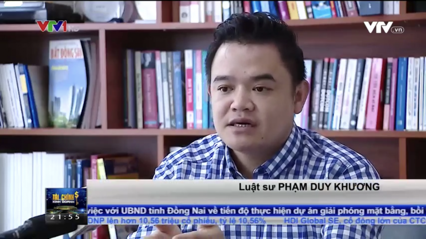 Lawyer Pham Duy Khuong said that the circular on Made In Vietnam regulation is necessary. However lawyer Pham Duy Khuong worries about the implementation of circular. He added that it is not necessary to have regulations for all products traded locally.