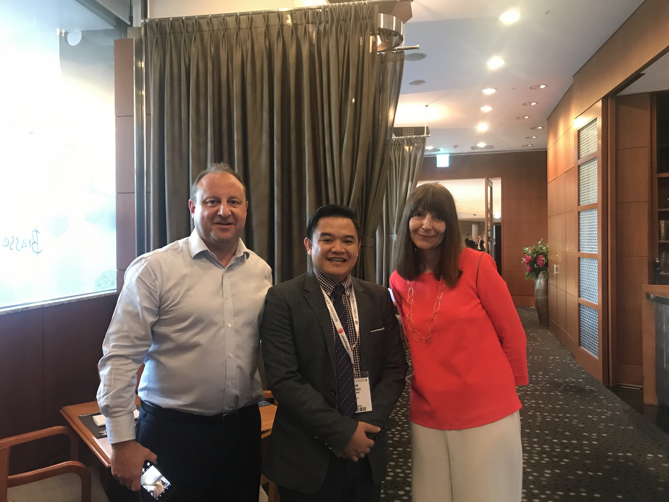 ASL LAW discussed with lawyers from France to discuss about the cooperation between the two firms in terms of supporting our clients in doing business oversea