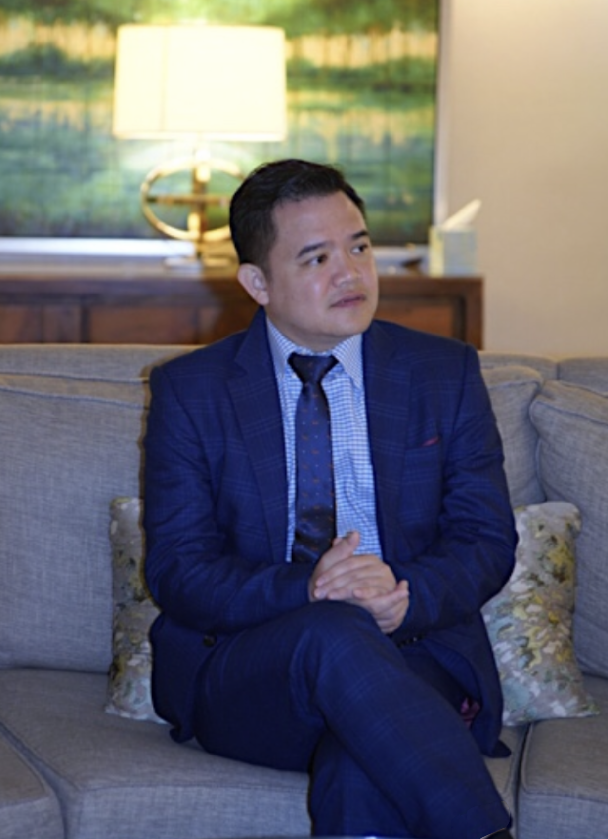 Lawyer Pham Duy Khuong, Managing Director of ASL LAW