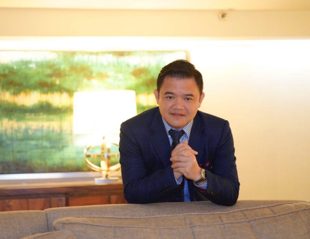 Luật sư Phạm Duy Khương, giám đốc điều hành công ty luật ASL LAW