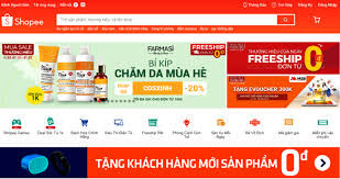 Shopee - E-commerce Platform in Vietnam