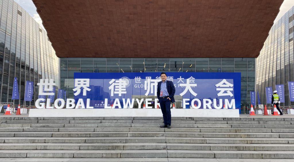 Luật sư Phạm Duy Khương từ ASL LAW tham dự diễn đàn luật sư toàn cầu