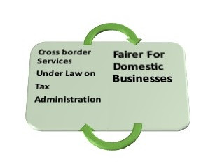 Cross border Services Under Law on Tax Administration- Fairer For Domestic Businesses - ASL LAW - Vietnam Tax Law Firm