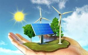 The problem of renewable energy in developing countries
