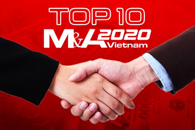 10 featured M&A cases in 2019-2020, M&A in Vietnam, 10 M&A cases in Vietnam