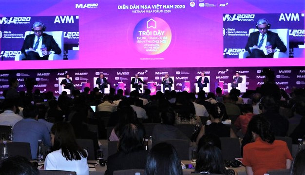 phien 1 M&A forum, Vietnam's M&A market in 2021 is an ideal destination for foreign investors, Vietnam's M&A market in 2021