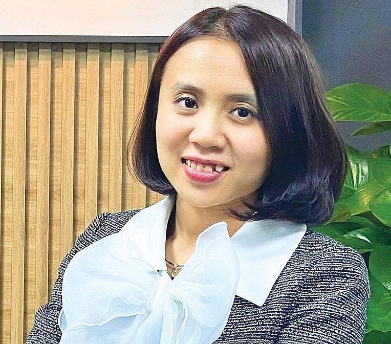 Nguyen Thi Thuy Chung-Deputy director, ASL LAW