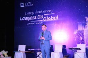 Anniversary ASL LAW - Lawyers Go Global
