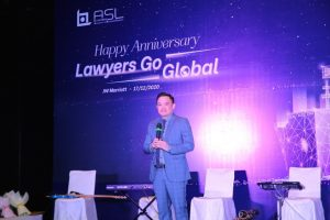 ASL LAW - Lawyers Go Global - Sinh Nhật công ty