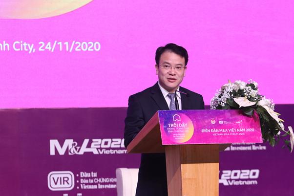 Thị trường M&A Việt Nam có thể phục hồi theo mô hình chữ V, dự kiến đạt đến 7 tỷ USD vào năm 2022