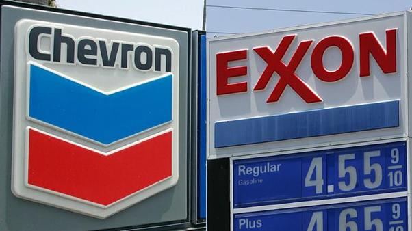Thương vụ M&A lịch sử: Chevron và ExxonMobil