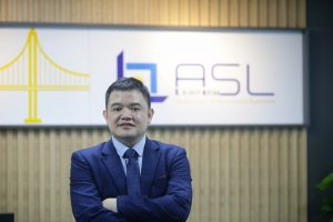 Managing partner of ASL Law Firm ranked top 100 lawyers in Vietnam, top lawyer in Vietnam, Vietnam top attorney, top attorney in Vietnam, Vietnam Attorney
