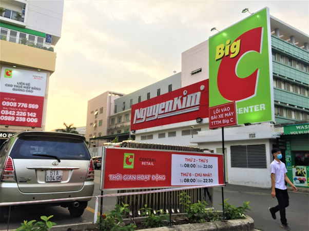 BigC officially bid farewell to Vietnam - the multibillion-dollar M&A deal between Vietnam and Thailand, Big C M&A, Big C changes Name, Big C Go, Tops Market, Go Market