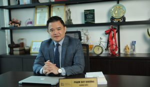 VietNam's legal sector has seen tremendous growth to meet the demand of foreign investors, lawyer Pham Duy Khuong, ASL LAW
