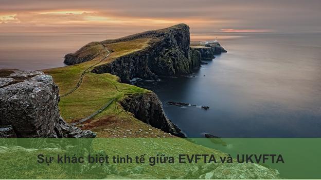 Sự khác biệt tinh tế giữa EVFTA và UKVFTA