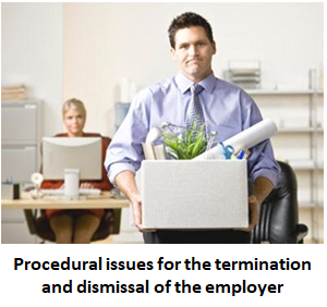 Procedural issues for the termination and dismissal of the employer, standards of proof must be met by the employer, the obligation of the employer to state the reason for the termination, Vietnam labor code: Procedural issues for the termination and dismissal of the employer in Vietnam, Vietnam Labour Law, Vietnam Labor Code,