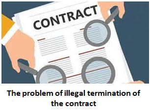 contract termination in Vietnam in COVID