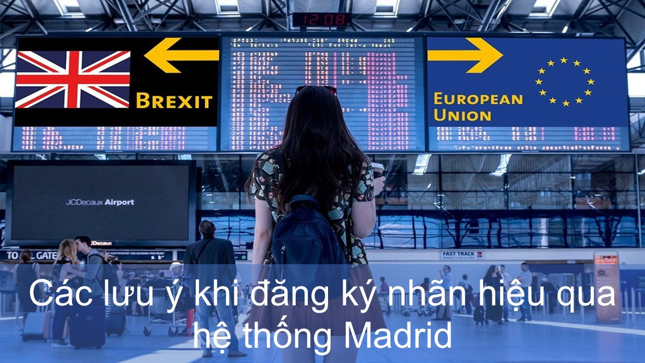 Các lưu ý khi đăng ký nhãn hiệu qua hệ thống Madrid, đăng ký nhãn hiệu qua hệ thống Madrid, lưu ý khi đăng ký nhãn hiệu qua hệ thống Madrid, Yêu cầu cung cấp địa chỉ email của chủ sở hữu đăng ký quốc tế, Xử lý hậu Brexit đối với các phần gia hạn bảo hộ của EU được UK đăng ký nhân bản