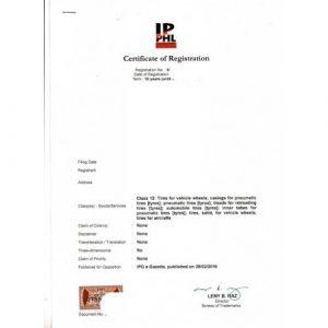 Mẫu Giấy chứng nhận đăng ký nhãn hiệu tại Philippines, Các tài liệu cần thiết để nộp đơn đăng ký nhãn hiệu tại Philippines, đơn đăng ký nhãn hiệu tại philippines